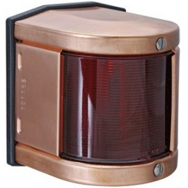 Copper navigation light - PORT