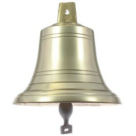 Solid brass ship´s bell