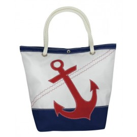Bag with Anchor-Design