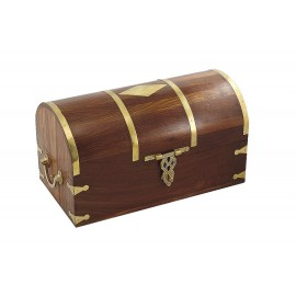 Rustic treasure box