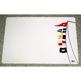 Placemat, anti-slippery, Regatta