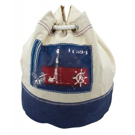 Backpack with Navy-Design