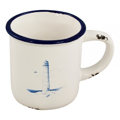 Mug with Lighthouse