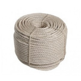 Flax rope. ⌀20-40mm