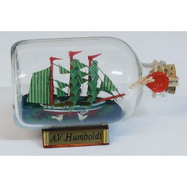 Bottle-ship - Alexander von Humboldt