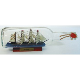 Bottle-ship - Passat, 0,7l., L: 29cm