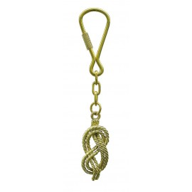 Keyring - Eight knot