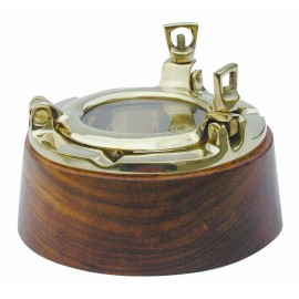 Porthole ashtray
