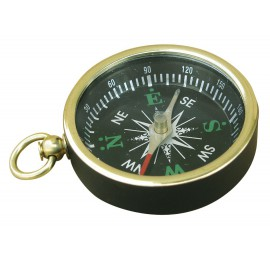 Compass with ring