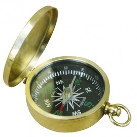 Compass with ring & lid